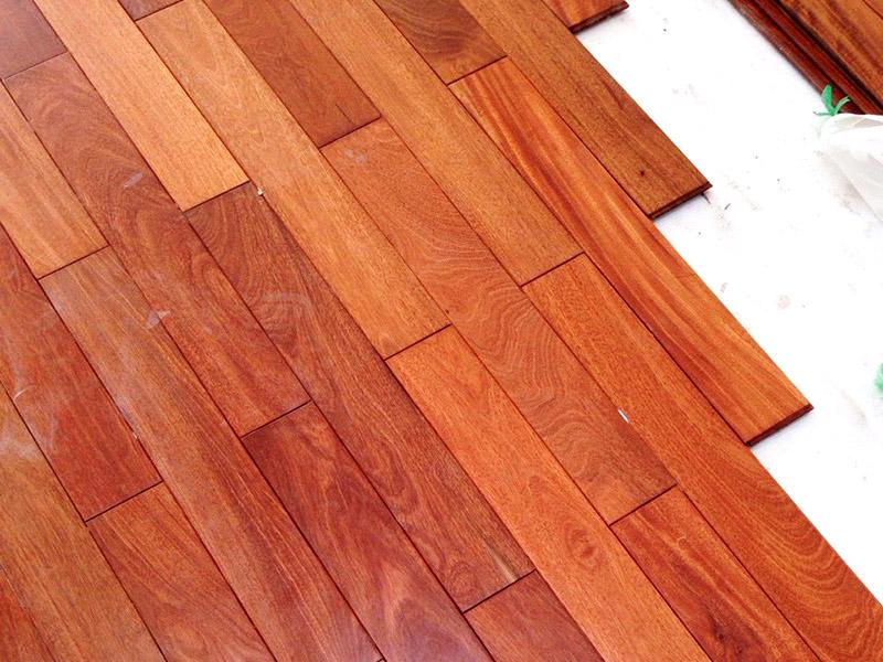 Sàn gỗ tự nhiên Kiên Linh
